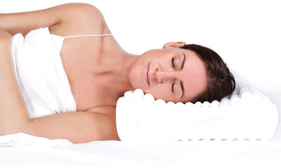 The Complete Sleeprrr Pillow from Therapeutic Pillows Australia